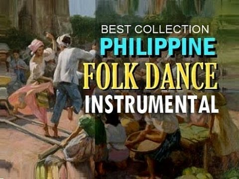 Non-stop Philippine Folk Dance Medley [instrumental - Bandurria] video