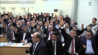 Büyükşehir Meclisi'nde ak parti fire verdi
