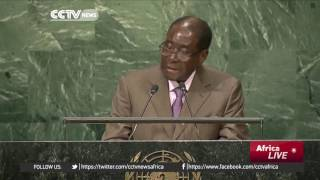 UNGA: Mugabe speaks out against Western sanctions