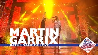 Martin Garrix ft. Bebe Rexha - 'In The Name Of Love' (Live At Capital's Jingle Bell Ball 2016)