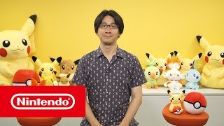 A message from GAME FREAK's Shigeru Ohmori - Pokémon Sword and Pokémon Shield (gamescom 2019)