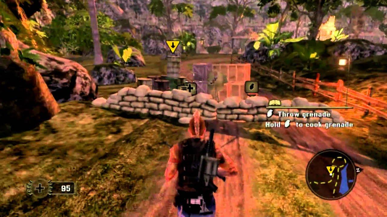 Mercenaries 2 World In Flames Gameplay Pc Hd Youtube
