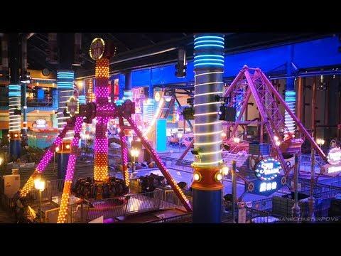 Genting Highlands Skytropolis Indoor Theme Park - Nov 2018 Progress Update
