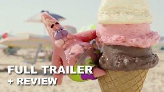 The SpongeBob Movie 2 2015 Official Trailer + Trailer Review : Beyond The Trailer
