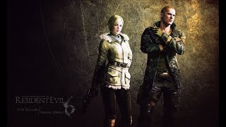 Resident Evil 6 Dificultad Profesional - Sherry - Gameplay Español