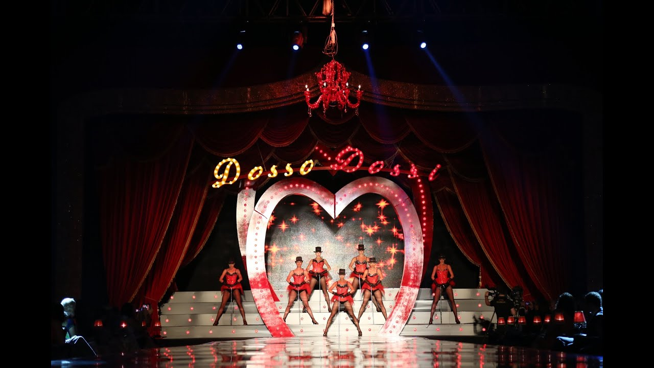 Dosso dossi fashion show antalya