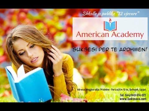 Program artistik nga American Academy College