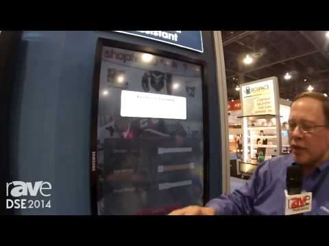 DSE 2014: Stratacache Exhibits Its Connected Assistant System