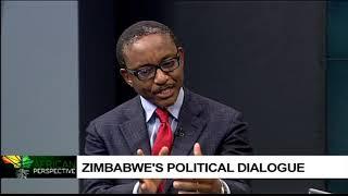African Perspective: Political dialogue in Zimbabwe - Makhosini Nkosi