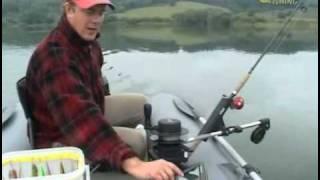 крепление эхолота практик эр 6 про к лодке фото