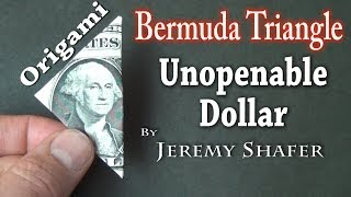 Unopenable Dollar Prank