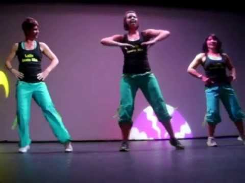 Latin Beats Mix - Po'rom Pom Pom - Zumba Demo video