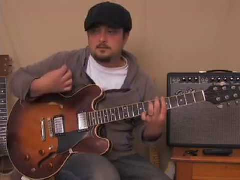 Rock Guitar Lesson In The Stlye Of The Ramones - Blitzkrieg Bop - Easy Songs On Guitar Lesson
