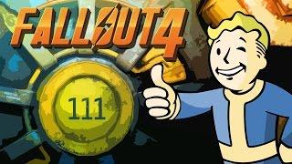 Fallout 4 : Prelude and Character build (PC Gameplay)