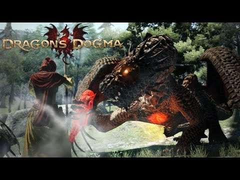 AngryJoe Plays Dragon's Dogma