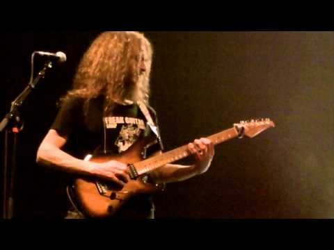 Guthrie Govan & The Aristocrats - Erotic Cakes + Iphone Bebot Solo video