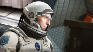 INTERSTELLAR - Movie Endings Explained (2014) Christopher Nolan, Matthew McConaughey sci-fi film