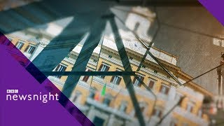 European Elections: Can social democracy survive? - BBC Newsnight