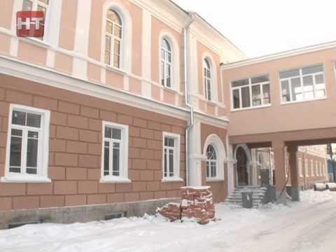 Сергей Митин осмотрел ремонт областной больницы