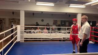 Boxing match Alibaba vs Leo