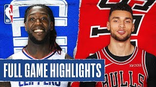 CLIPPERS at BULLS | FULL GAME HIGHLIGHTS | December 14, 2019