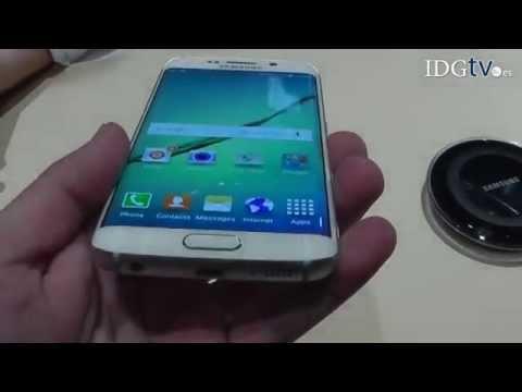 Samsung presenta el Galaxy S6 en el Mobile World Congress