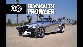 Plymouth Prowler CROMADO | 01 (Auto muy Raro)