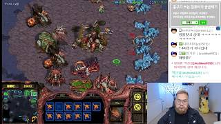 스타1 StarCraft Remastered 1:1 (FPVOD) Larva 임홍규 (Z) Baskin1[Name] (T) In The Way Of An Eddy