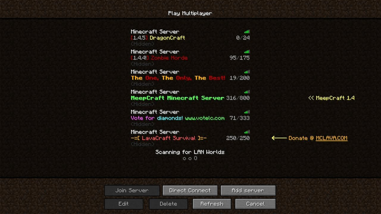 Minecraft HungerGames #12 with HighFiverr - YouTube Colored minecraft motd