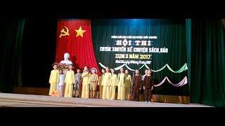Kể chuyện thiếu nhi 2017 - Chị Võ Thị Sáu - Hội thi kể chuyện theo sách báo năm 2017