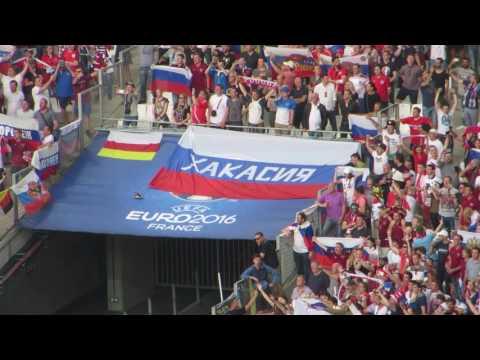 Британские болельщики освистали гимн России перед игрой с Англией