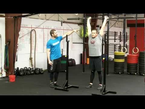 CrossFit Push Press - Northstate CrossFit Image 1