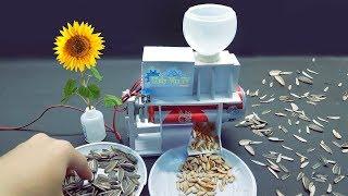 Chế Máy Tách Vỏ Hạt Hướng Dương Cực Chất -  How  to Make a kwaci peeler