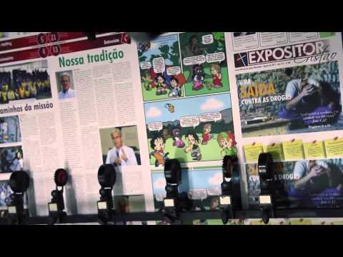 Uma saída contra as drogas - Expositor Cristão - Agosto 2013
