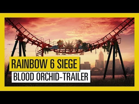 Tom Clancy's Rainbow Six Siege - Operation Blood Orchid-Trailer - AUT
