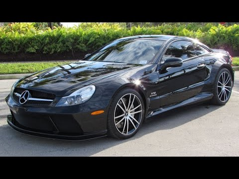 2009 Mercedes-Benz SL65 AMG Black Series Start Up, Exhaust, and In Depth Review