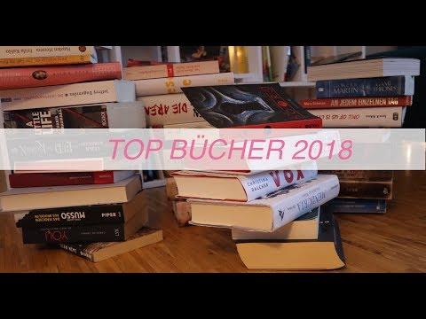 TOP BÜCHER 2018 I Großartige Bücher I Kali's Books