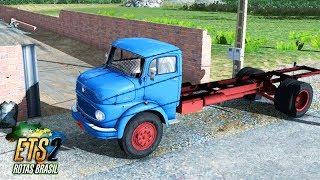 COMPREI um CAMINHÃO BRASILEIRO!!! - Brasil Truck Simulator