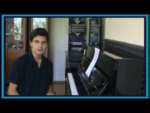 22 YİNE YEŞERDİ FINDIK DALLARI Piyano Enstrüman: YAKARTEPE Gene Yeşillendi Ordu Giresun Resital