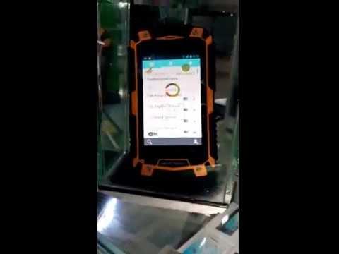 Tes Maxtron IP67-3 Celup di Air - Inti Telekomunikasi