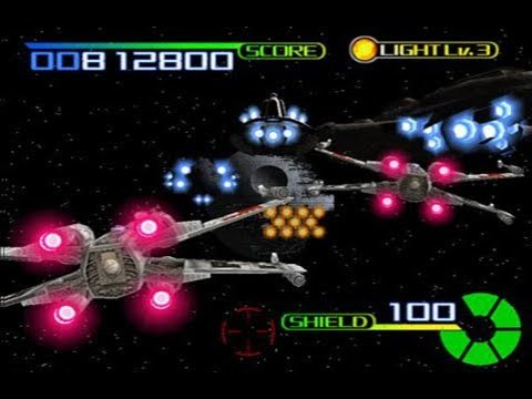 Star Wars - the Arcade Game ROM Download for Atari 5200 ...