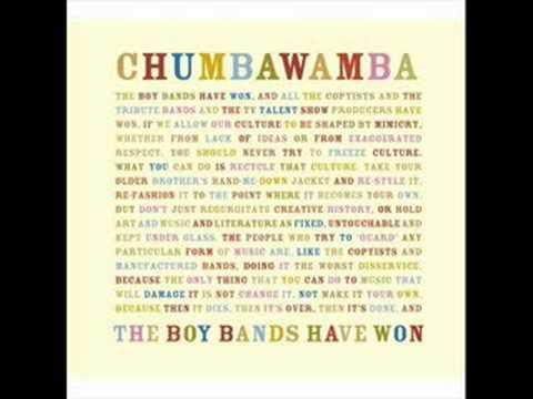 Chumbawamba - Word Bomber