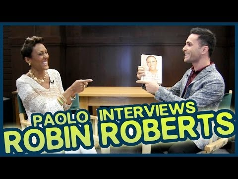 Robin Roberts Interview: