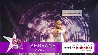 Servane-l'oiseau et l'enfant - Kids united  -Kids Voice Tour 2018 - Centre bahnhof , Beil- Binne