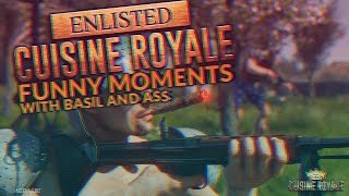 The Best Battle Royale Game (2) - Cuisine Royale Funny Moments
