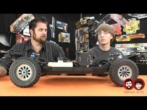 Losi 5ive T or Five T 1/5 scale RC Truck Review