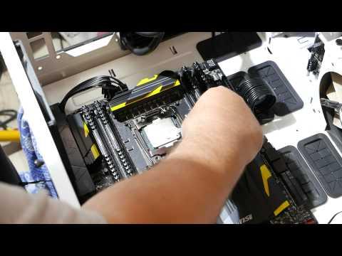 Как наносить термопасту на процессор.