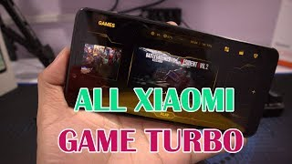 Install Pocophone Game Turbo/ Game Speed Booster Semua Device Xiaomi MIUI 10