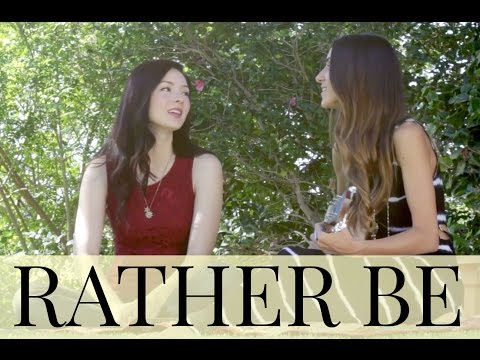 Ana Free Ft. Marié Digby - Rather Be (clean Bandit Cover) video