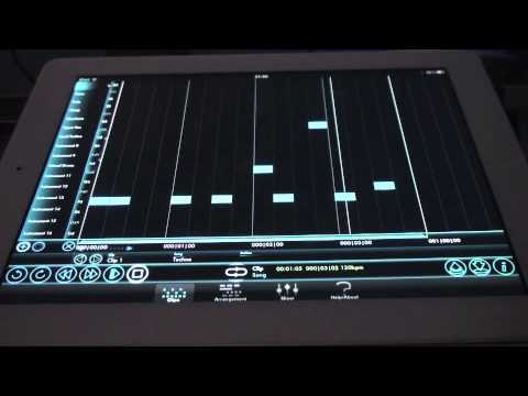 Getting Started in Brainwave Sequencer for IPad